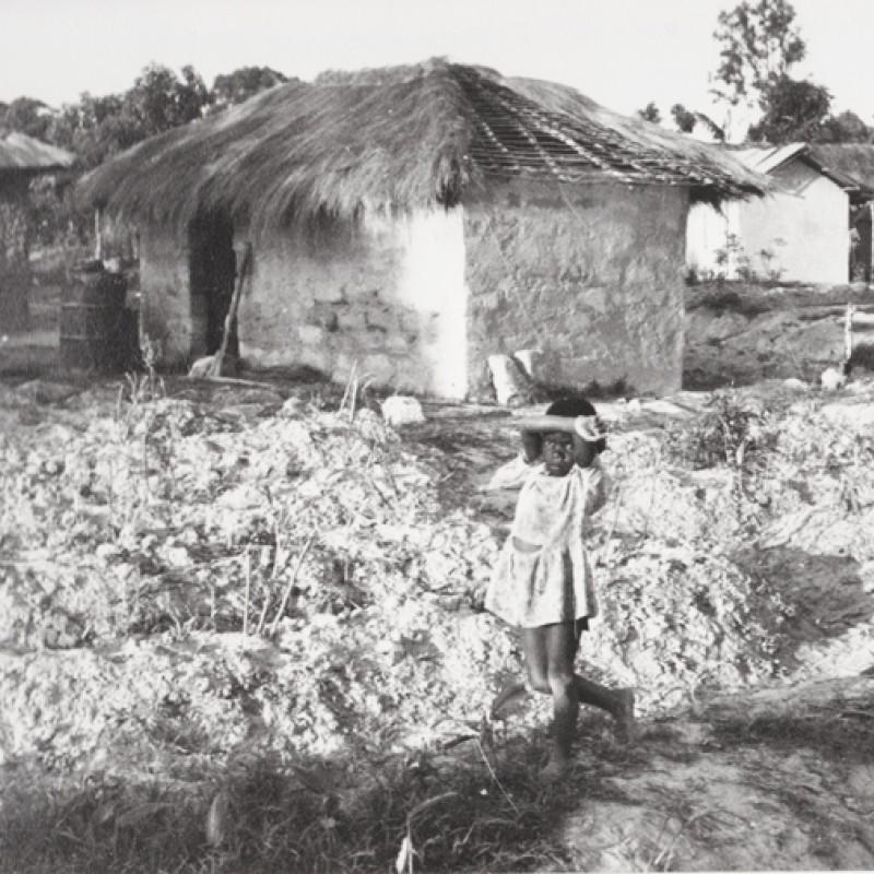Menina em Mavinga
