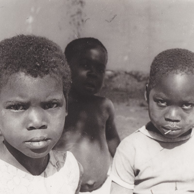 Meninos no Cazombo