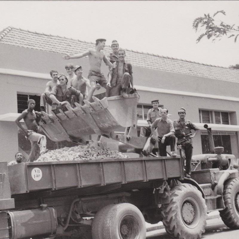 Camião militar