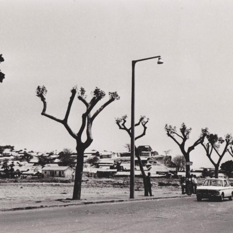 Musseque em Luanda