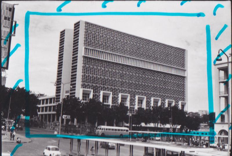 Edifício dos Servidores do Estado em Luanda