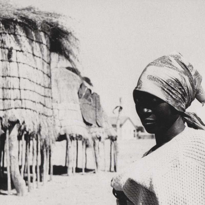 Mulher Nganguela